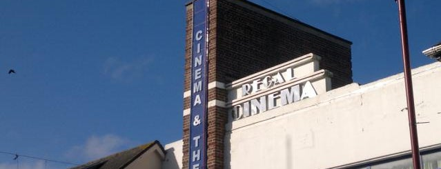 Regal Cinema is one of Favorite Arts & Entertainment.
