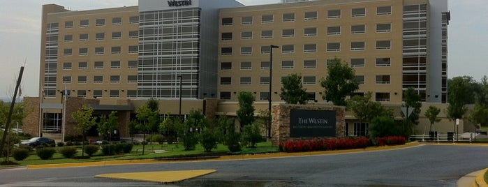 The Westin Baltimore Washington Airport - BWI is one of Maryland Green Travel Hotels and Inns.