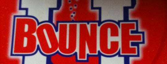 Bounce U is one of Brooklyn Indoor Playgrounds and Amusement Parks.