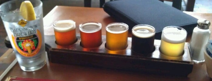 Barrington Brewery & Restaurant is one of New England Breweries.