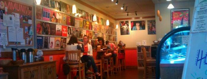 Caffè Amouri is one of Food/Drink Favorites: DC & Northern Virginia.