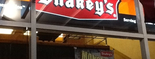 Shakey's is one of Foods.