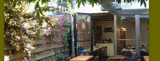Gnocco is one of NYC Restaurants With Outdoor Seating.