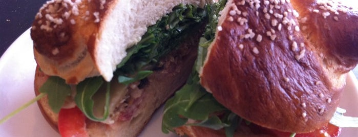Mariposa Bakery & Cafe is one of Nearby Neighborhoods: Central Square.