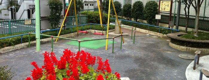 中原児童遊園 is one of 公園.