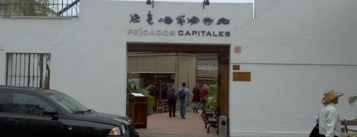 Pescados Capitales is one of Always Gourmet PERU, comer em Lima.
