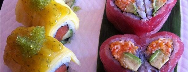 Kabuki Sushi is one of Long Island.