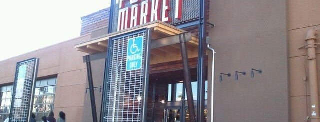Public Market Emeryville is one of Establishments to Frequent.