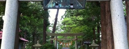 盛岡天満宮 is one of Shinto shrine in Morioka.