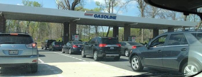 Costco Gasoline is one of Regulars.