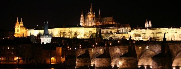 Prag Kalesi is one of Historická Praha.