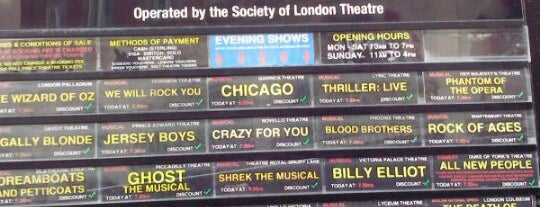 TKTS is one of London.