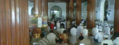 Masjid Agung Sunan Ampel is one of Sparkling Surabaya.