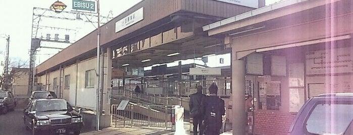 Tawaramoto Station is one of 近鉄橿原線.