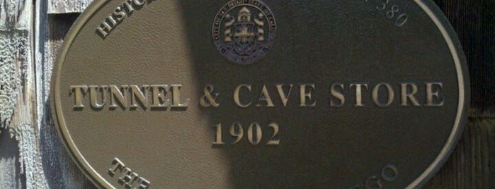 The Cave Store is one of San Diego's 59-Mile Scenic Drive.