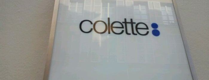 Colette is one of Impeccable Taste..