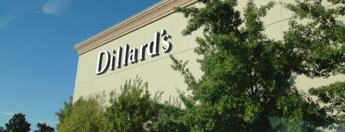 Dillard's is one of Shopping.