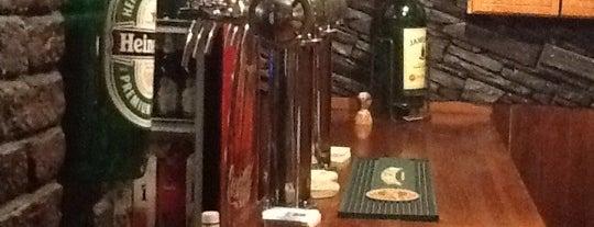 Black Rock Irish Pub is one of Бары-пабы-кабаки.