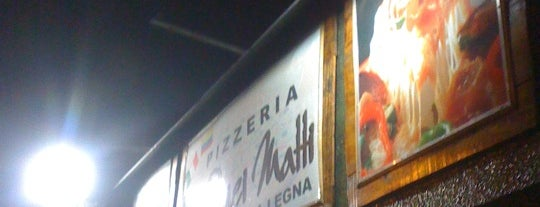 Da Quei Matti is one of Restaurantes Comida Italiana Bogota, Colombia.