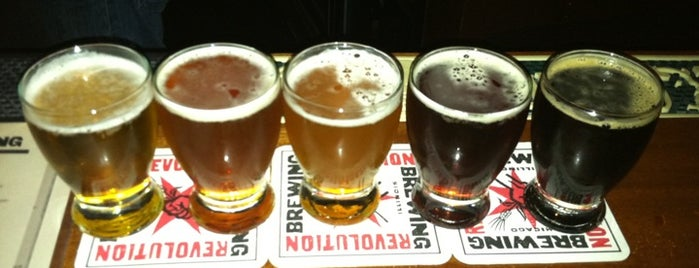 Revolution Brewing is one of Breweries to Visit.