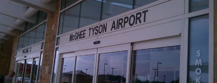 McGhee Tyson Airport (TYS) is one of Airports in US, Canada, Mexico and South America.