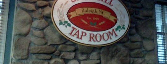 Sawmill Tap Room is one of 20 favorite places to eat.