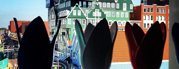 Stadhuis Zaanstad is one of Lezinglocaties.
