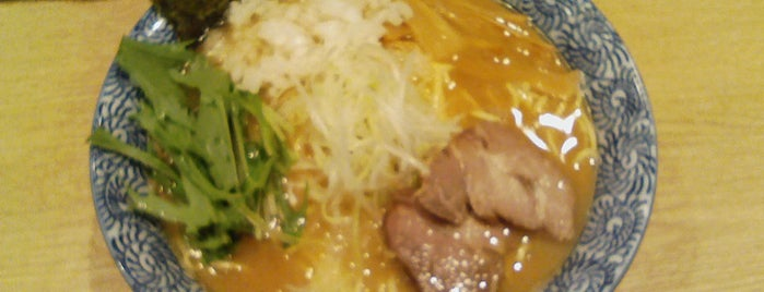 Menya Itto is one of ラーメン!拉麺!RAMEN!.