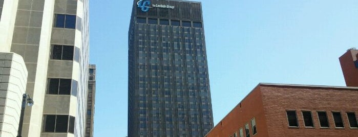 Laclede Gas Building is one of Tallest Buildings in St. Louis.