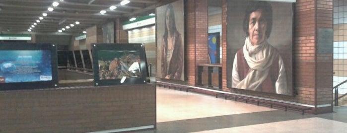 Metro de Santiago L5