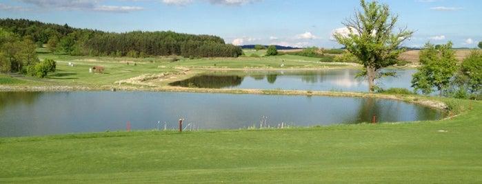 Prácheňský golfový klub is one of Písek.