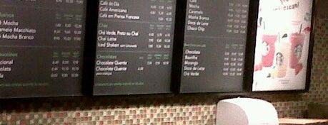 Starbucks is one of Lugares legais em São Paulo.