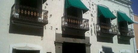 Casa de Los Hermanos Serdán is one of Puebla #4sqCities.