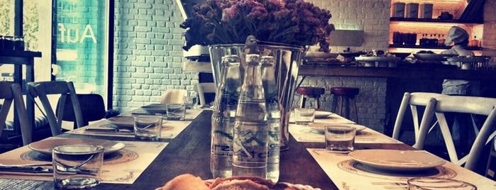 Auf is one of Best Food, Beverage & Dessert in İstanbul.