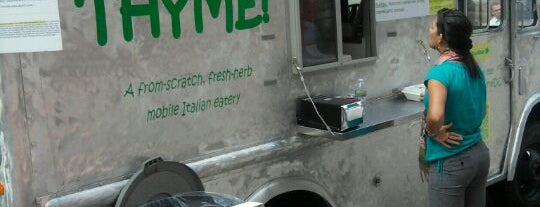 Basil Thyme Truck is one of DC's Best Food Trucks.