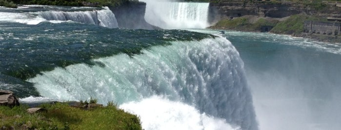 Niagara Falls State Park is one of I Want Somewhere: Sights To See & Things To Do.