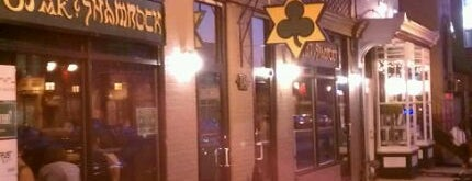 The Star and Shamrock is one of ♥ H St..