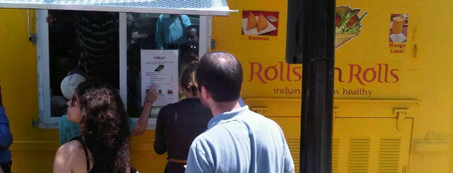 Rolls on Rolls is one of D.C. Dine for a Dime.