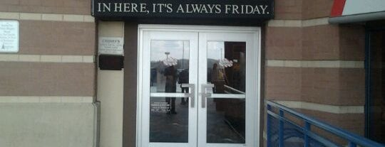 TGI Fridays is one of Top picks for American Restaurants.