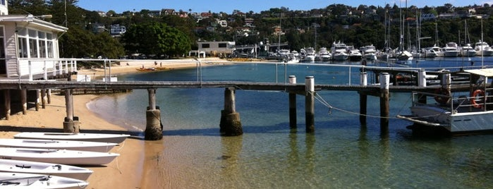 The Spit is one of Glam dogs in Sydney.
