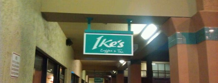 Ike's Coffee & Tea is one of My Faves.