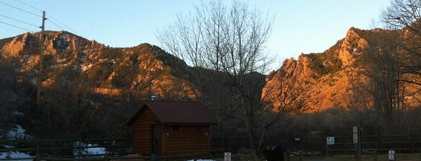 South Mesa Trailhead is one of Boulder Area Trailheads #visitUS.