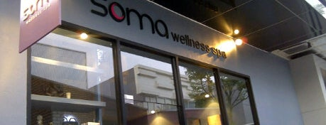 Soma Wellness Spa is one of The Circle Ratchapruk.
