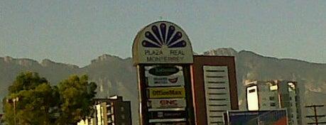 Plaza Real is one of Centros Comerciales en Monterrey México.