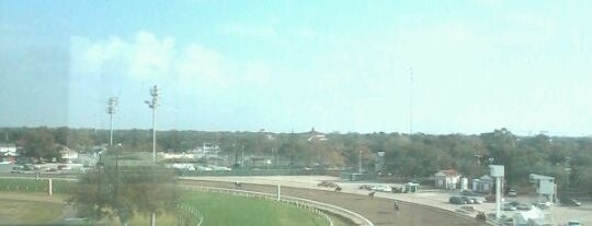 Fair Grounds Race Course & Slots is one of New Orleans, LA.