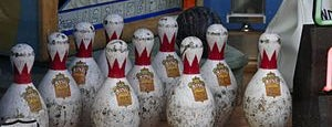 "White Oak Bowling Lanes is one of Nostalgic Baltimore - ""Duck Pin Bowling""."