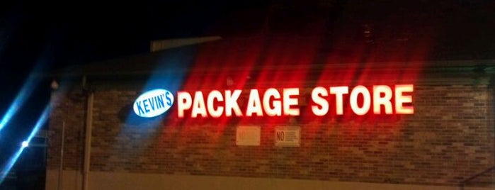 Kevins Package is one of Used to Be a Pizza Hut.