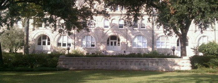 Tulane University is one of NOLA.