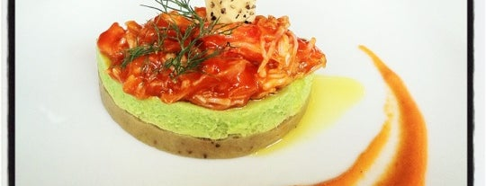 Blancharu is one of Best of French Restaurants in Sydney.