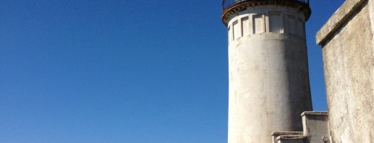 North Head Lighthouse is one of My Saved Places.